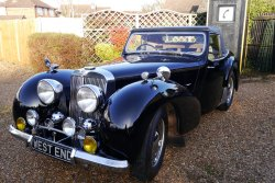 TRIUMPH ROADSTER 2000 1949 For Sale SOLD