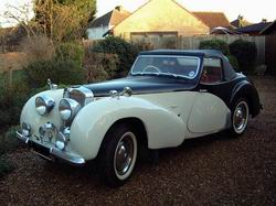Triumph Roadster 2000 now sold More Triumph Roadsters WANTED 1949