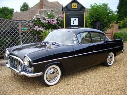 VAUXHALL VELOX CRESTA PA 1961 now sold (MORE WANTED)