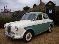 WOLSELEY 1500 Four Door De-Lux Saloon now sold More WANTED 1957