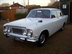 Ford Zodiac MK3 1964  Manual  Show Condition