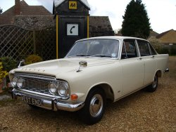 FORD ZODIAC Mk3 1966  15,000 miles from New   Concours