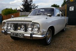 FORD ZODIAC MK3  EXECUTIVE  SPEC1965  Manual